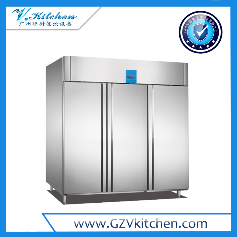 Reach-in Refrigerator 3 Door, GN Series