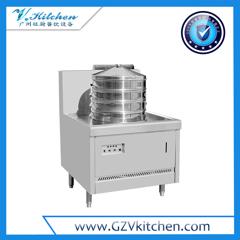Chinese Steam Cooker