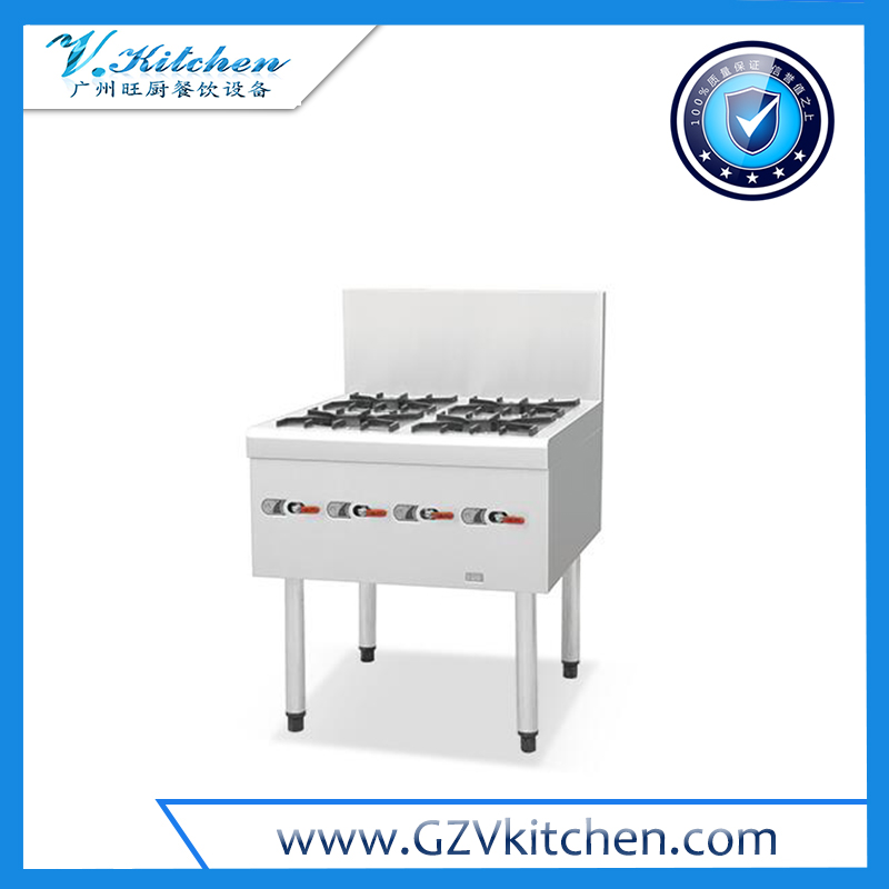 Chinese 4-Open Burner