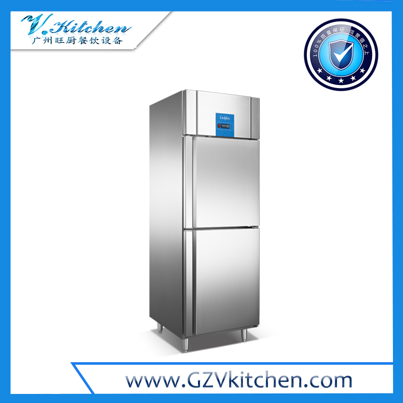 Reach-in Freezer 2-Half Door, GN Series