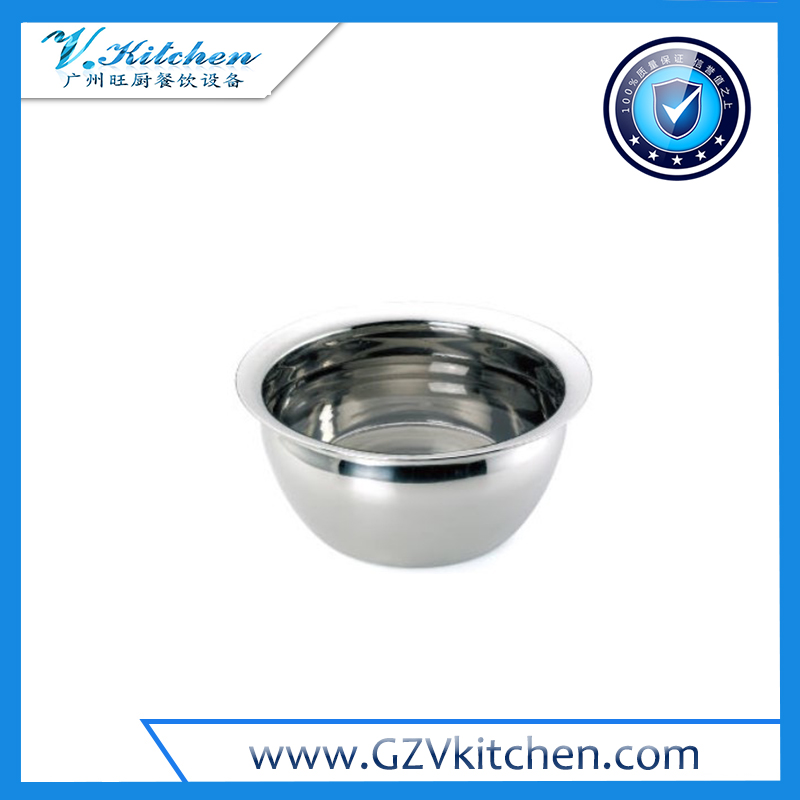 Stainless Steel Oil Bowls
