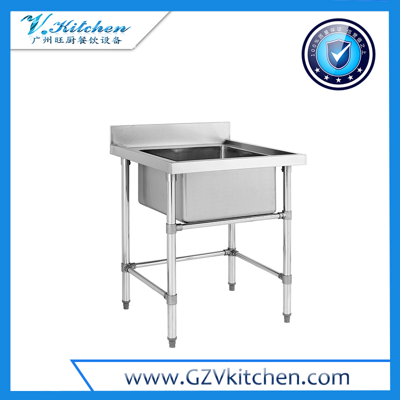 Stainless steel 1-Bowl Sink