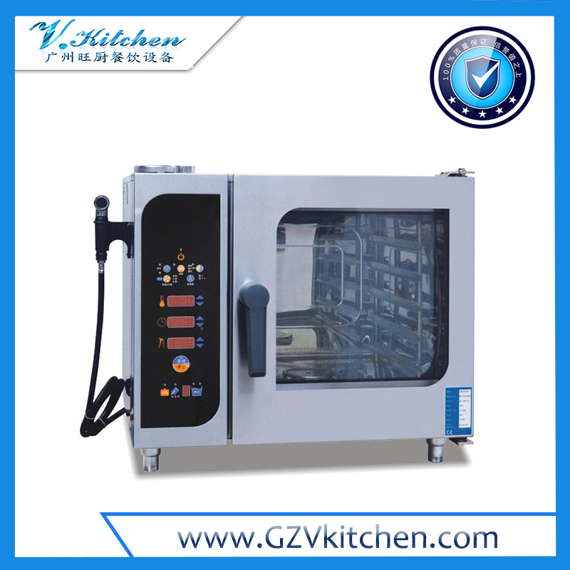 Professional Combi oven 6-Layers 2/3 GN